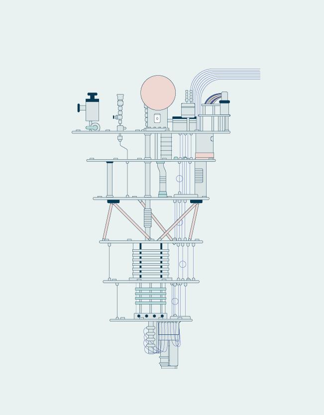 TU Delft – Quantum Computer infographic story
